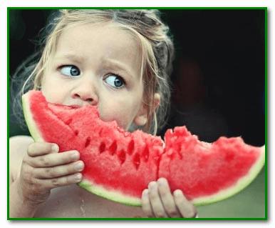 Отравление арбузом у ребенка