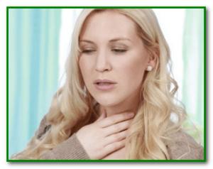 Симптомы отравления соляной кислотой