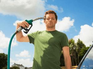 отравление бензином