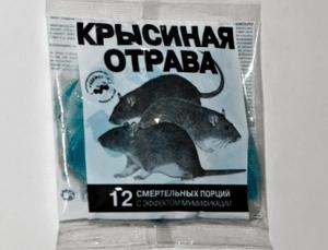 Отравление собаки крысиным ядом