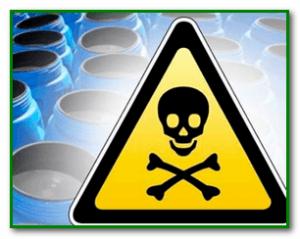 Отравлении ядохимикатами