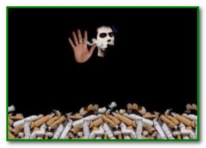 Как быстро вывести никотин