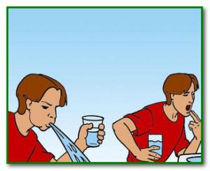 Как провести промывание желудка марганцовкой