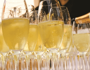 Профилактика отравления шампанским
