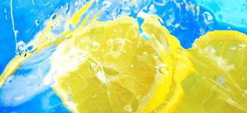 Процедура очищения лимоном