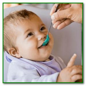 Режим питания после отравление ребенку