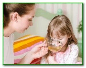 Способы остановки рвоты у ребенка