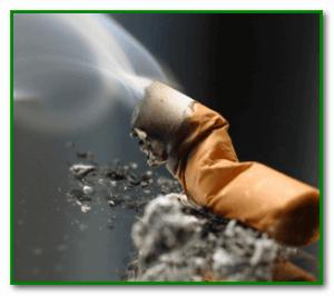отравление сигаретами