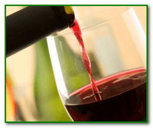 отравление вином человека