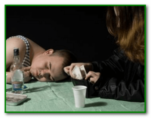 передозировка клофелином с алкоголем