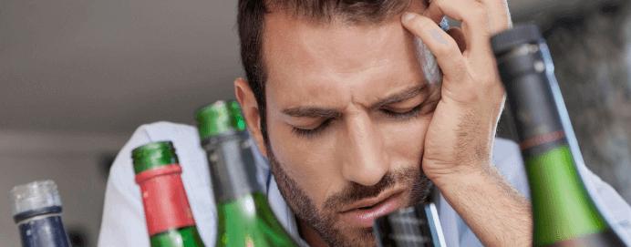 Первая помощь при отравлении вином