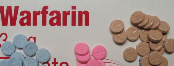 варфарин симптомы передозировки