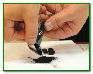 Использование активированного угля при отравлениях