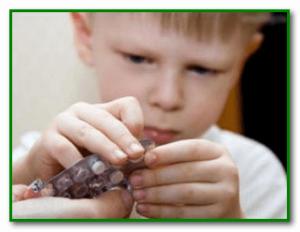 Отравление феназепамом у детей