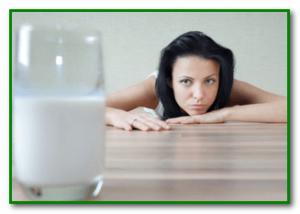 Симптомы пищевого отравления молоком