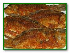 отравление Жареной рыбой