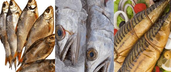 Отравление тухлой рыбой
