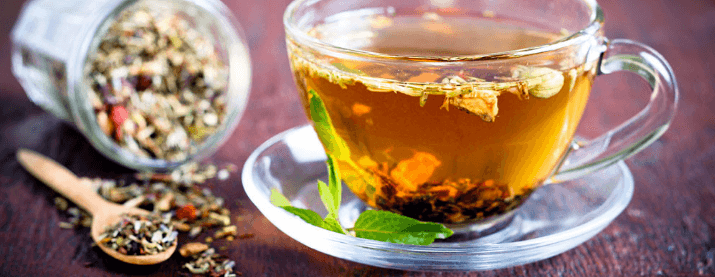 Чай для очищения организма рецепты