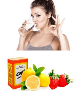 очищение организма содой от паразитов