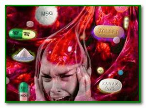 Отравление головного мозга наркотиками