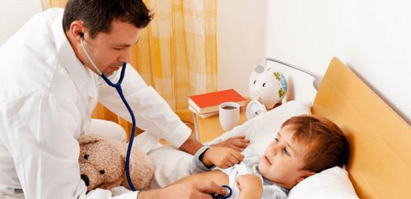 Первая помощь отравление у ребенка