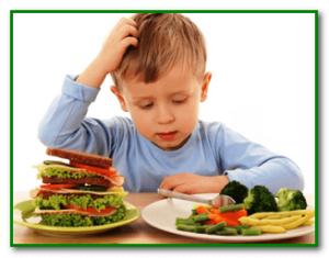 Правильное питание у ребенка при отравлении
