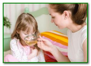 Профилактика отравлении ребенка