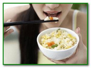 Противопоказания очищения рисом