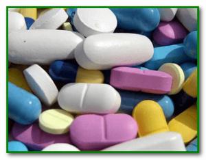 Таблетки абсорбенты