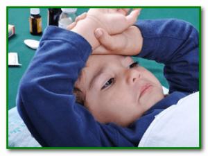 отравление у ребенка