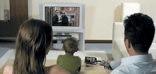 Польза и вред телевизора