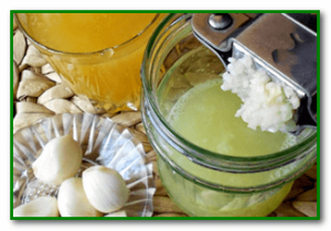 чеснок со спиртом рецепт очищение сосудов