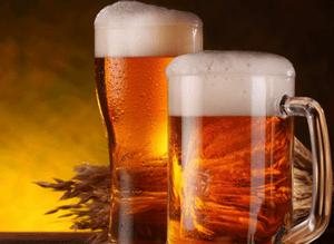 интоксикация пивом