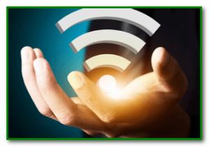 излучение wifi роутера