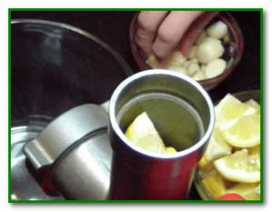 очищение сосудов чесноком и лимоном противопоказания