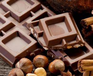 отравлении можно шоколад