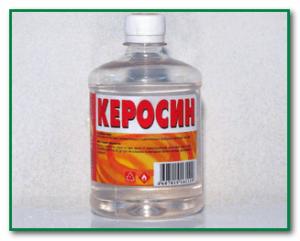 интоксикация керосином