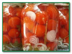 отравление консервированными помидорами