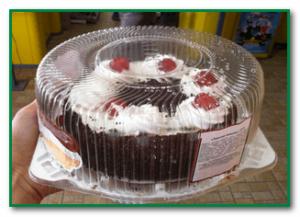 отравление тортом что делать
