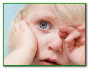 отравление железом у детей