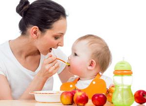 Режим питания малыша