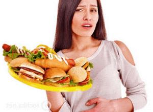 Симптомы отравления сосиской