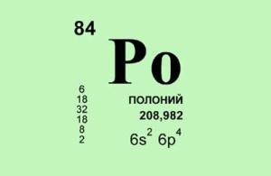 Полоний