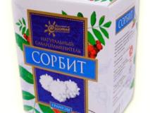 Сорбит применение для очищения печени: рецепты приготовления и противопоказания