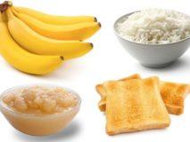 Продукты, которые можно и нельзя есть при поносе и диарее