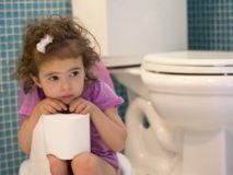 Слабительные для детей: средства быстрого действия
