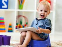Что делать при запоре у ребёнка (2 года): способы лечения
