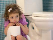 Что делать, если у ребенка в возрасте 3 года запор